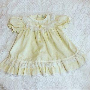 Vintage toddler lace dress💞💕